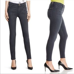 "7 FOR ALL MANKIND ""The High Waist Ankle Skinny"""